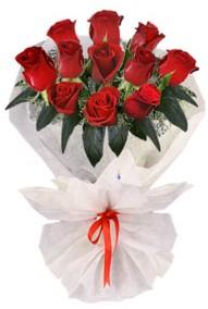 11 adet gül buketi  Eskişehir internetten çiçek siparişi  kirmizi gül