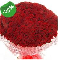 151 adet sevdiğime özel kırmızı gül buketi  Eskişehir çiçek siparişi sitesi