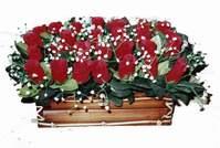 yapay gül çiçek sepeti   Eskişehir çiçek siparişi vermek