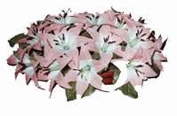 yapay karisik çiçek sepeti   Eskişehir çiçekçi mağazası