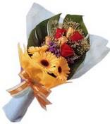 güller ve gerbera çiçekleri   Eskişehir çiçek gönderme sitemiz güvenlidir