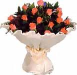 11 adet gonca gül buket   Eskişehir çiçek gönderme sitemiz güvenlidir