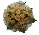12 adet sari güllerden buket   Eskişehir uluslararası çiçek gönderme