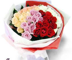 SEVENLERE ÖZEL 51 ADET GÜL  Eskişehir internetten çiçek satışı