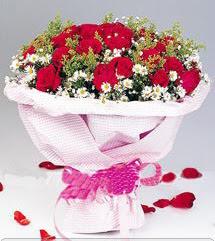 Eskişehir internetten çiçek satışı  12 ADET KIRMIZI GÜL BUKETI