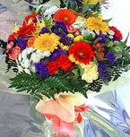 Eskişehir hediye çiçek yolla  karma büyük ve gösterisli mevsim demeti