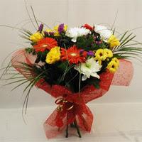 Eskişehir hediye çiçek yolla  Karisik mevsim demeti