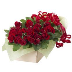 19 adet kirmizi gül buketi  Eskişehir güvenli kaliteli hızlı çiçek
