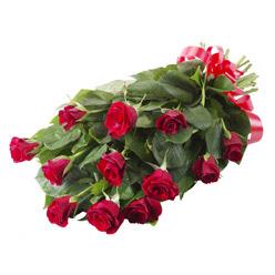 11 adet kirmizi gül buketi  Eskişehir yurtiçi ve yurtdışı çiçek siparişi