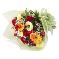 karisik mevsim buketi   Eskişehir online çiçekçi , çiçek siparişi