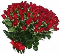 51 adet kirmizi gül buketi  Eskişehir çiçekçiler