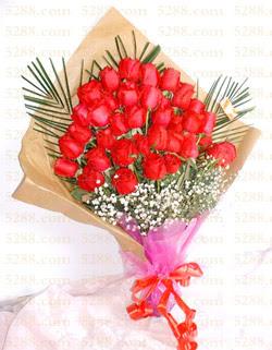 13 adet kirmizi gül buketi   Eskişehir çiçek yolla
