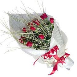 Eskişehir yurtiçi ve yurtdışı çiçek siparişi  11 adet kirmizi gül buket- Her gönderim için ideal