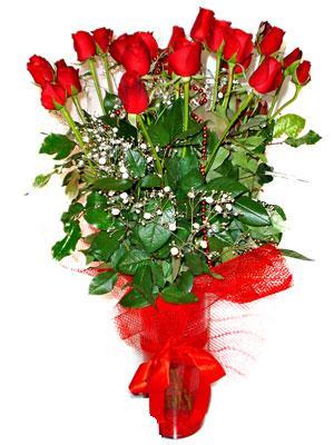 Eskişehir online çiçek gönderme sipariş  Çiçek gönder 11 adet kirmizi gül