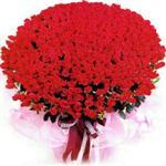Eskişehir online çiçekçi , çiçek siparişi  1001 adet kirmizi gülden çiçek tanzimi