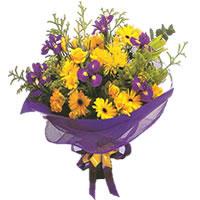 Eskişehir çiçek gönderme sitemiz güvenlidir  Karisik mevsim demeti karisik çiçekler