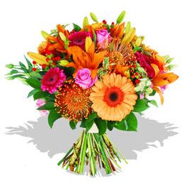 Eskişehir çiçekçi telefonları  Karisik kir çiçeklerinden görsel demet