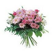 karisik kir çiçek demeti  Eskişehir çiçek satışı