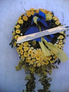 Cenaze çiçek , cenaze çiçegi , çelengi  Eskişehir cicek , cicekci