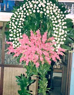 Cenaze çelenk , cenaze çiçekleri , çelengi  Eskişehir internetten çiçek satışı