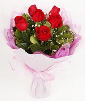 9 adet kaliteli görsel kirmizi gül  Eskişehir çiçek gönderme