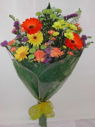 karisik kir çiçek buketi çiçek gönderimi  Eskişehir cicekciler , cicek siparisi