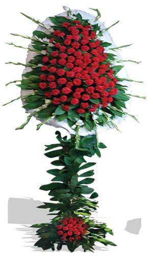 Dügün nikah açilis çiçekleri sepet modeli  Eskişehir çiçek gönderme sitemiz güvenlidir