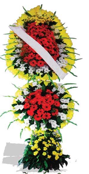 Dügün nikah açilis çiçekleri sepet modeli  Eskişehir çiçek yolla