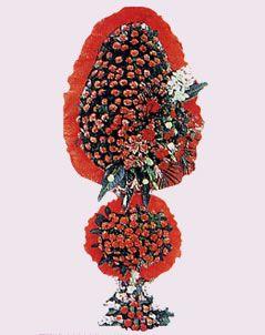 Dügün nikah açilis çiçekleri sepet modeli  Eskişehir çiçek gönderme