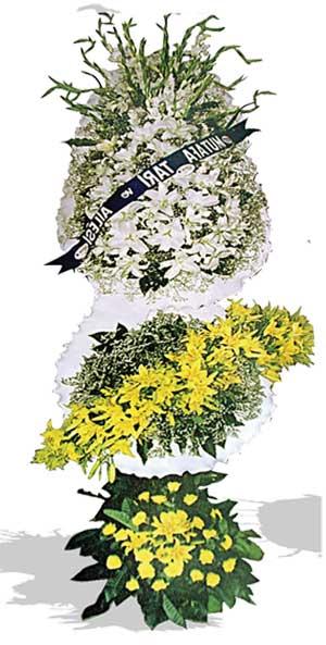 Dügün nikah açilis çiçekleri sepet modeli  Eskişehir çiçek , çiçekçi , çiçekçilik