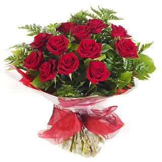 Ucuz Çiçek siparisi 11 kirmizi gül buketi  Eskişehir çiçek online çiçek siparişi