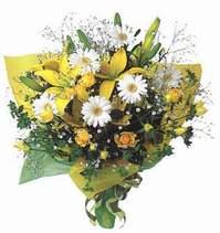 Eskişehir ucuz çiçek gönder  Lilyum ve mevsim çiçekleri