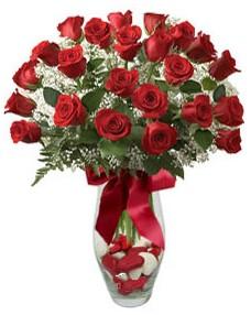 17 adet essiz kalitede kirmizi gül  Eskişehir çiçek mağazası , çiçekçi adresleri