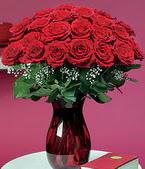 Eskişehir çiçek online çiçek siparişi  11 adet Vazoda Gül sevenler için ideal seçim
