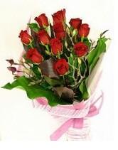 11 adet essiz kalitede kirmizi gül  Eskişehir anneler günü çiçek yolla