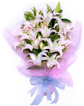5 dal kazablankadan muhteşem buket  Eskişehir hediye çiçek yolla