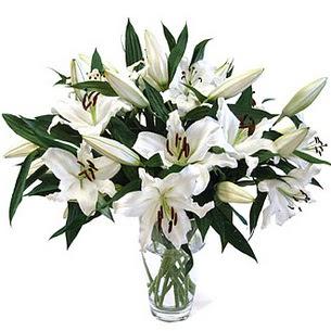 Eskişehir çiçekçi telefonları  3 dal görsel casablanca vazo tanzimi