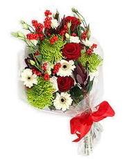 Kız arkadaşıma hediye mevsim demeti  Eskişehir online çiçek gönderme sipariş