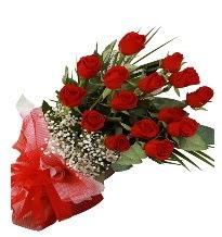 15 kırmızı gül buketi sevgiliye özel  Eskişehir çiçek gönderme sitemiz güvenlidir