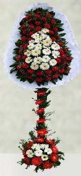 Eskişehir internetten çiçek satışı  çift katlı düğün açılış çiçeği