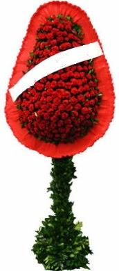 Tek katlı görsel düğün nikah açılış çiçeği  Eskişehir çiçekçi mağazası