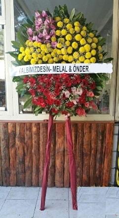 Eskişehir anneler günü çiçek yolla  Cenaze çiçek modeli