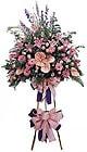 Eskişehir güvenli kaliteli hızlı çiçek   Ferforje Pembe kazablanka