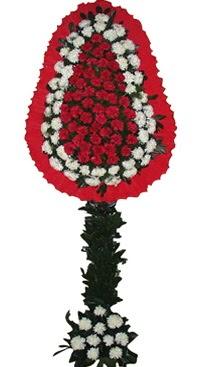 Çift katlı düğün nikah açılış çiçek modeli  Eskişehir çiçekçi mağazası