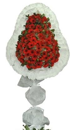 Tek katlı düğün nikah açılış çiçek modeli  Eskişehir cicekciler , cicek siparisi