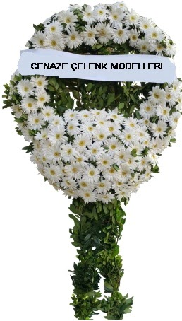 Cenaze çelenk modelleri  Eskişehir internetten çiçek siparişi