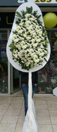 Tek katlı düğün nikah açılış çiçekleri  Eskişehir çiçek gönderme