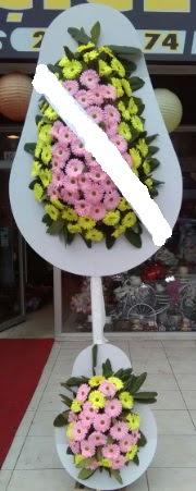 Çift katlı düğün nikah açılış çiçeği  Eskişehir anneler günü çiçek yolla