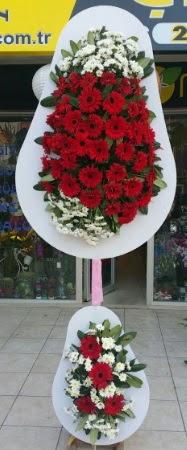 Çift katlı düğün nikah işyeri açılış çiçeği  Eskişehir İnternetten çiçek siparişi