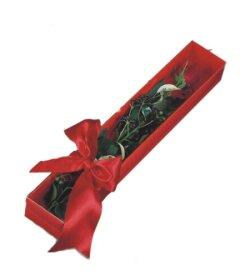 Eskişehir çiçek online çiçek siparişi  tek kutu gül sade ve sik
